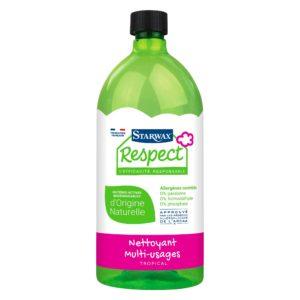 RESPECT FLOOR & MULTI-PURPOSE CLEANER 1L