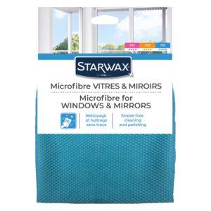 Microfibre for windows & mirrors