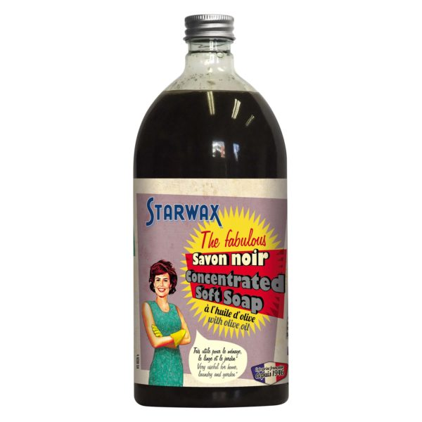Concentrated soft soap