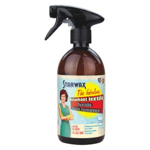 Textile stain remover