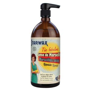 Marseilles soap liquid