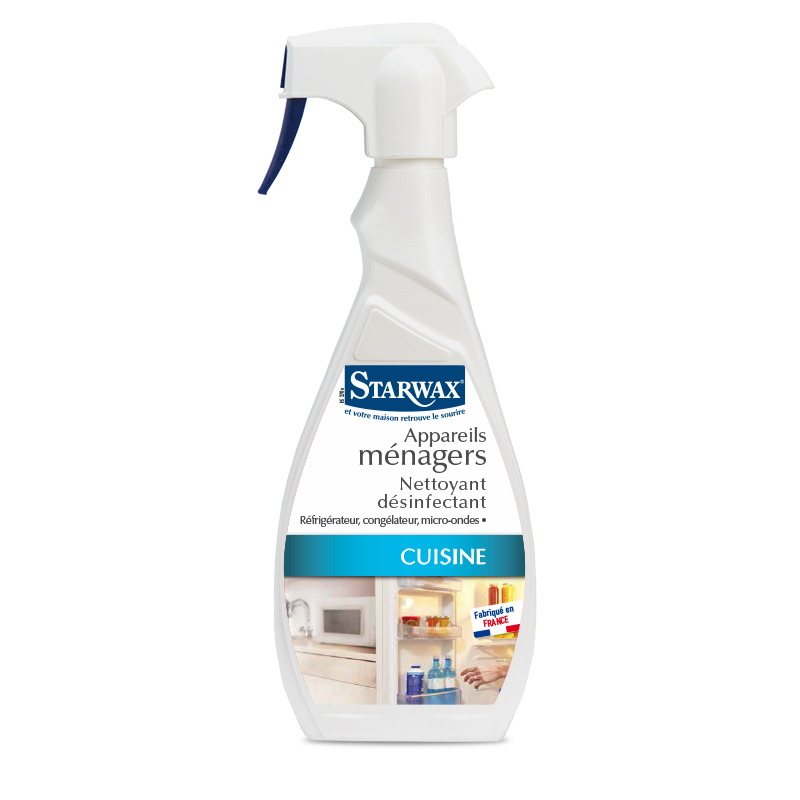 Disinfecting cleaner for household appliances – Starwax