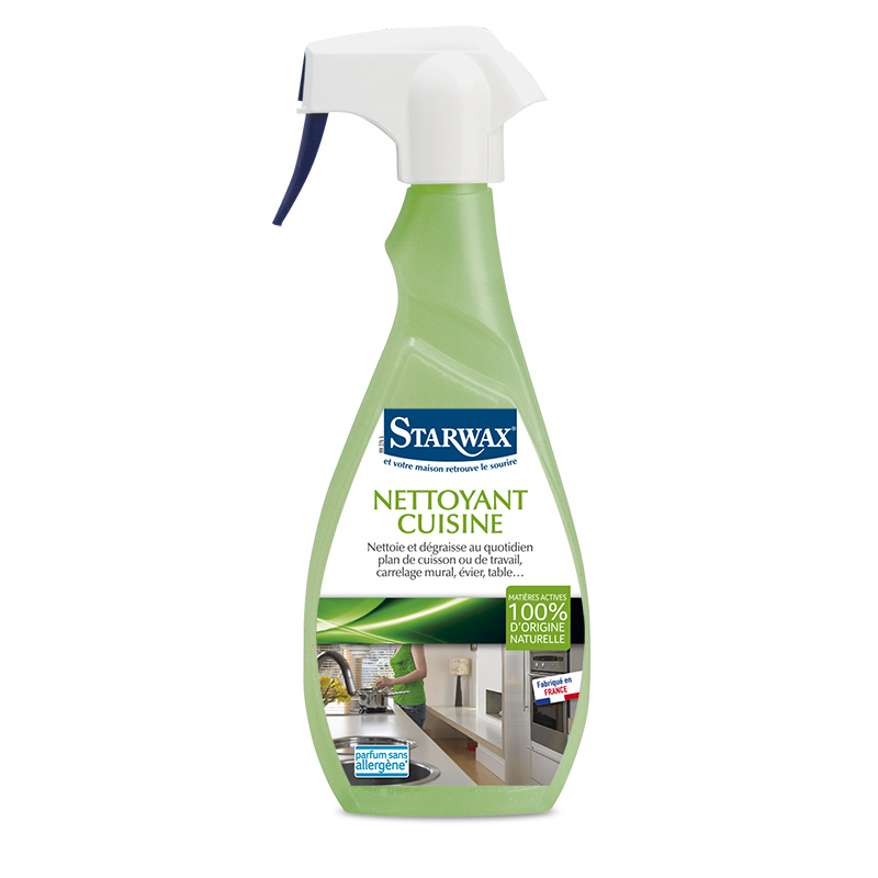 Kitchen degreasing cleaner - Starwax