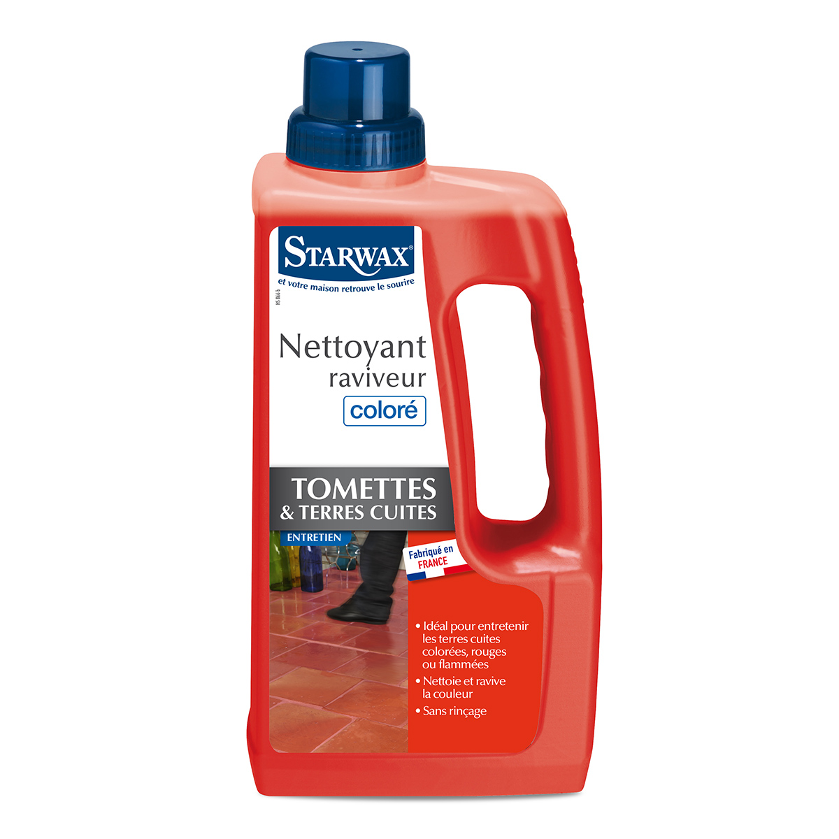 Terracotta cleaner-reviver - Starwax