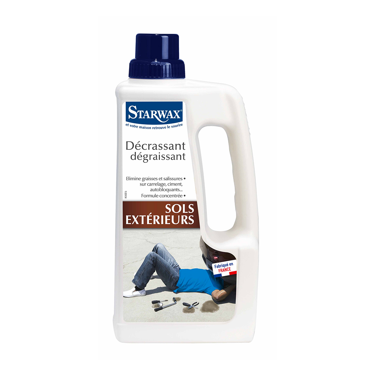 Patio cleaner – Starwax