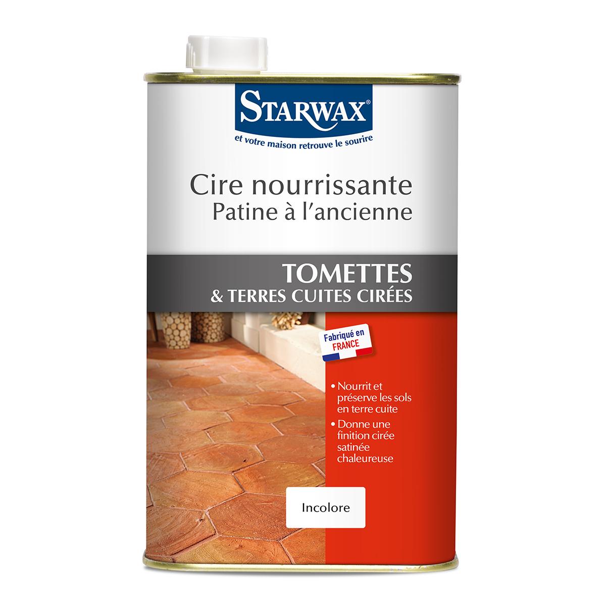 Terracotta wax - Starwax