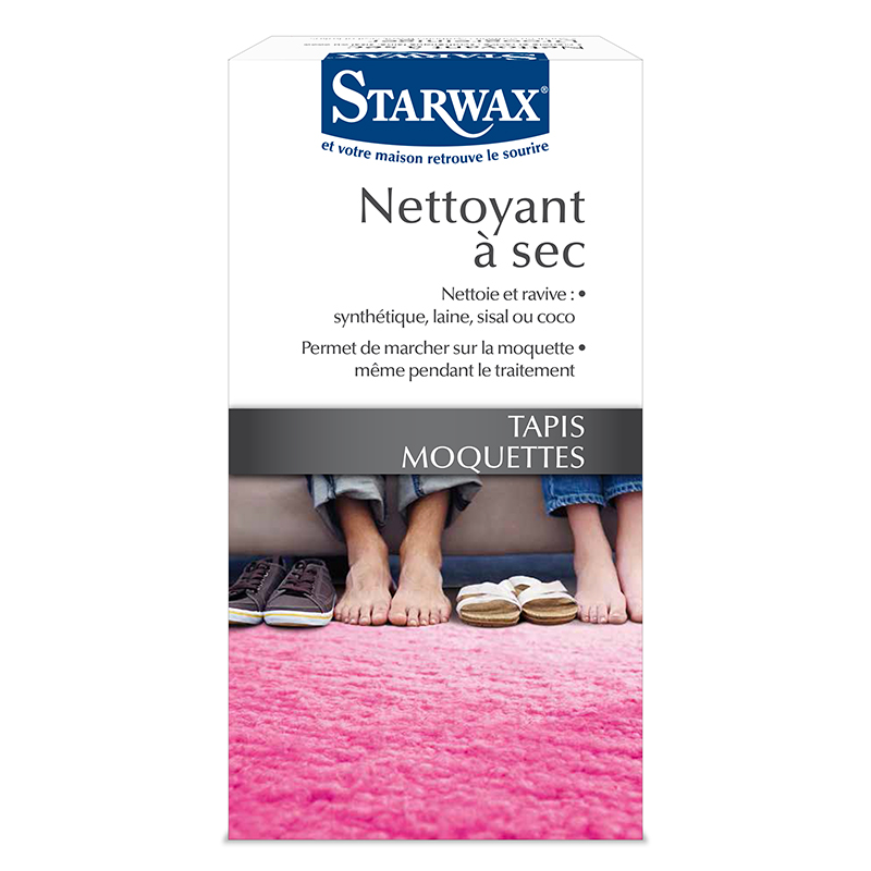 Dry-cleaner fot rugs and carpets - Stawax