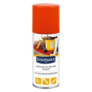 Sticker & stain remover aerosol