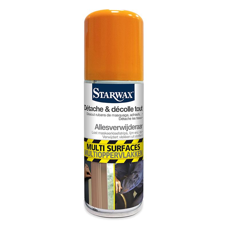 Sticker & stain remover aerosol - Starwax