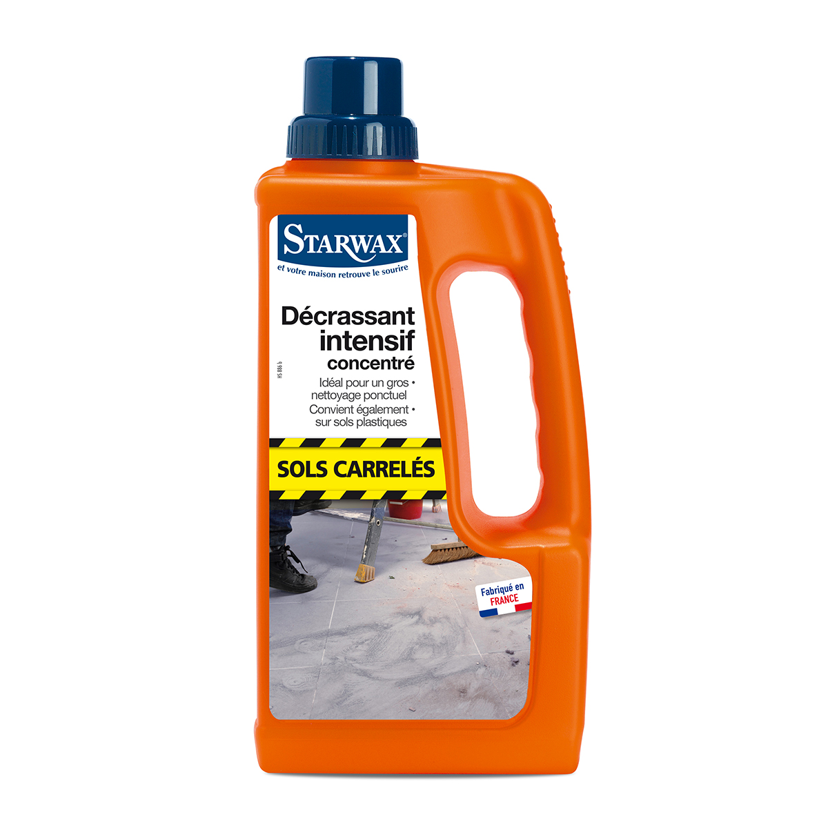 Heavy-duty cleaner – Starwax