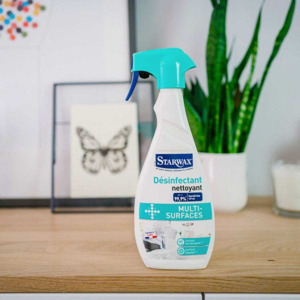 multi-surface disinfectant