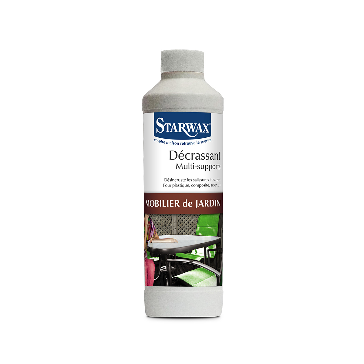 Multi-surface garden cleaner – Starwax