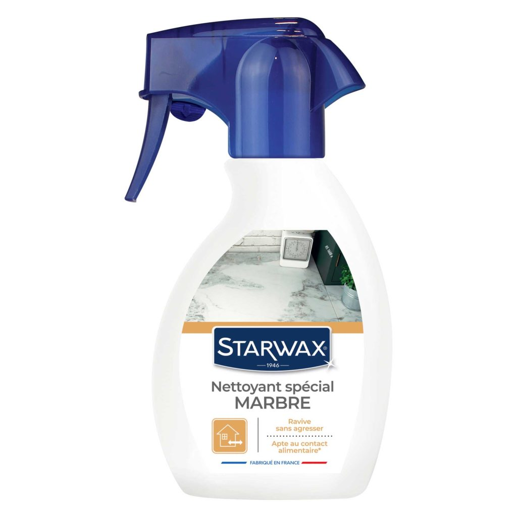 Cleaner reviver for marble and natural stone