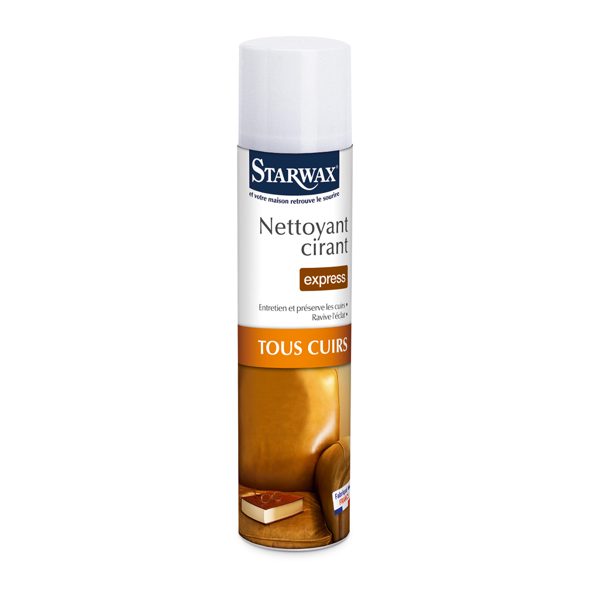 Leather care aerosol - Starwax